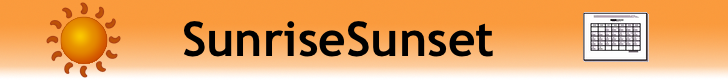 Sunrise Sunset banner